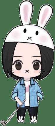 アクア札幌キャラクター